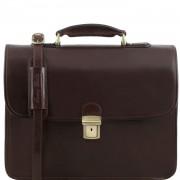 Италианска мъжка бизнес чанта Vernazza