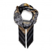 Шал GUESS - Candace Scarves AW8436 MOD03 BLA