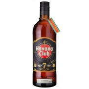 Havana Club Anejo 7 years rum 0,7L 40%