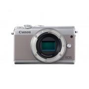 Canon Camara digital reflex canon eos m100 body (solo cuerpo) cmos/ 24.2mp/ digic 7/ full hd/ wifi/ bluetooth/ nfc/ gris