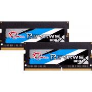 GSKILL G.Skill Ripjaws F4-2133C15D-8GRS - Geheugen - DDR4 - 8 GB: 2 x 4 GB - 260-PIN - 2133MHz - Cl15