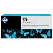 HP 771C Light Magenta Designjet Ink Cartridge, 775ml (B6Y11A)