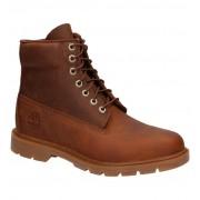 Timberland 6 Inch Basic Bruine Boots - Bruin - Size: 44