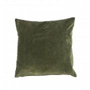 Solhem Kuddfodral sammet velvet grön, byon