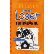 Het leven van een loser: Flutvakantie - Jeff Kinney