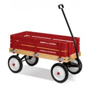 Radio Flyer Town and Country WagonRadio Flyer Town and Country Wagon