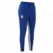 adidas Pantalon de survêtement adidas Homme 3 bandes bleu - L OL - Foot Lyon