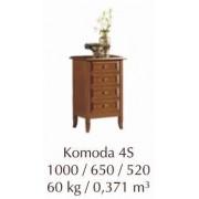 BRIGHTON Komoda 4S