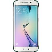 Clear Cover Galaxy S6 Edge zelena Samsung EF-QG925BGEGWW