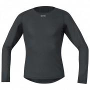 GORE Wear - Windstopper Base Layer Thermo L/S Shirt - Sous-vêtement synthétique taille L, noir