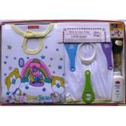 Love Baby Gift Set King Corner (Yellow)