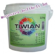 Tiwian color mosópor 2.5 kg vödrös