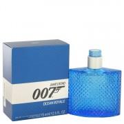 007 Ocean Royale Eau De Toilette Spray By James Bond 2.5 oz Eau De Toilette Spray