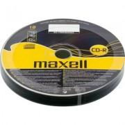 CD-R80 MAXELL, 700MB, 52x, 10 бр -