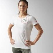 Reebok Женщины- Футболка Reebok CrossFit Perforated Graphic