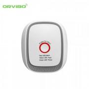 Senzor si detector de gaz Orvibo, protocol ZigBee albastru, SG20