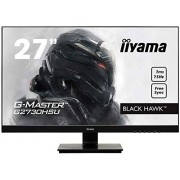 IIYAMA G-MASTER Black Hawk GE2288HS-B1 54,7 cm ledmonitor Full-HD (DVI-D, HDMI, 1ms reactietijd, FreeSync) zwart 27 inch
