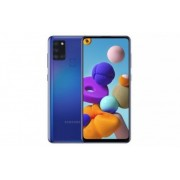 """SAMSUNG Galaxy A21s (Plava), 6.5"""", 4/64GB, 48Mpx+8Mpx+2Mpx+2Mpx"""