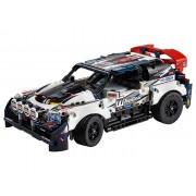 LEGO Technic Masina de raliuri Top Gear Teleghidata (42109)