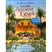 See Inside Ancient Egypt, Hardcover/Katie Daynes
