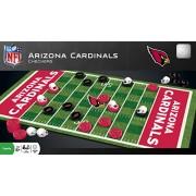 MasterPieces NFL Arizona Cardinals Checkers Board Game