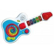 Little's Littles Rock Guitar, Blue