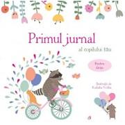 Primul jurnal al copilului tau. Pentru fetite/Ilustratii de Kaliaha Volha