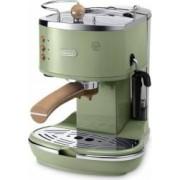 Espressor manual DeLonghi Vintage ECOV311.GR 1100W 15 bar 1.4 l Verde