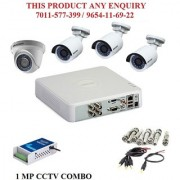 Hikvision 1 MP DS-7104HGHI-F1 DS-2CE16C0T-IRP DS-2CE56C0T-IRP HD Bullet 720P Camera