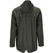 Rains Jacket regnjacka mörkgrön XS-S