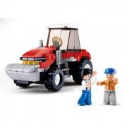 Stavebnice Sluban Town Traktor M38-B0556