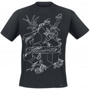 Böhse Onkelz Memento Tattoo White Herren-T-Shirt - Offizielles Merchandise S, M, L, XL, XXL, 3XL Herren
