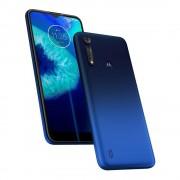 Motorola moto g8 power lite 64gb desbloqueado- mora azul