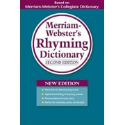 Merriam-Webster's Rhyming Dictionary, Paperback/Merriam-Webster