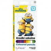 Комплект моливи Minions, St. Majewski, 5903235171789