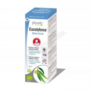 Physalis Eucalyforce spray bucal bio 30 ml - physalis - sistema respiratorio