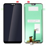 Clappio Repuesto Pantalla LCD/Táctil Negro para Huawei P20 Lite