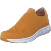 Polecat 435-2302 Yellow, Skor, Sneakers och Träningsskor, Sneakers, Orange, Dam, 37