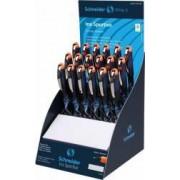 Display SCHNEIDER Inx Sportive 17 rollere cu cartus - S-187346 - scriere albastra