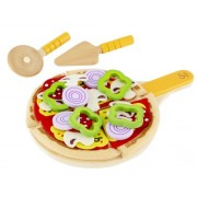 Hape-Wooden Homemade Pizza