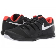 Nike Air Zoom Vapor X Clay BlackWhiteBright Crimson