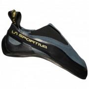 La Sportiva - Cobra - Chaussons d'escalade taille 36,5, noir/gris