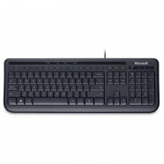 Microsoft Wired Keyboard 600 Teclado Multimedia