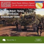 Allied M4A1 76mm Wet Stowage Sherman Tank