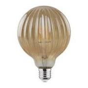 Bec decorativ LED COG 6W rustic Meridian-6 E27 HOROZ