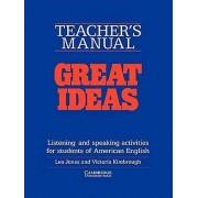 Great Ideas Teachers manuel par Jones & LeoKimbrough & Victoria