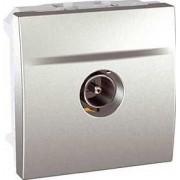 UNICA TOP TV aljzat végzáró Tv: 8 db @5...2150 mhz IP20 Alumínium MGU3.464.30 - Schneider Electric