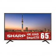 Sharp Smart Tv LED Sharp 65 4K HDMI Netflix USB WIFI LC-65P6000U Sharp LC-65P6000U