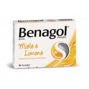 Reckitt Benckiser H.(It.) Spa Benagol 16 Pastiglie Miele E Limone
