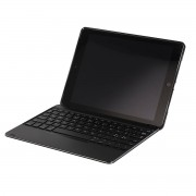 "Deltaco Bluetooth tangentbord med skal iPad 9.7"" laptop-design"